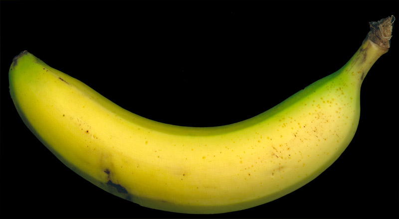 scan banana