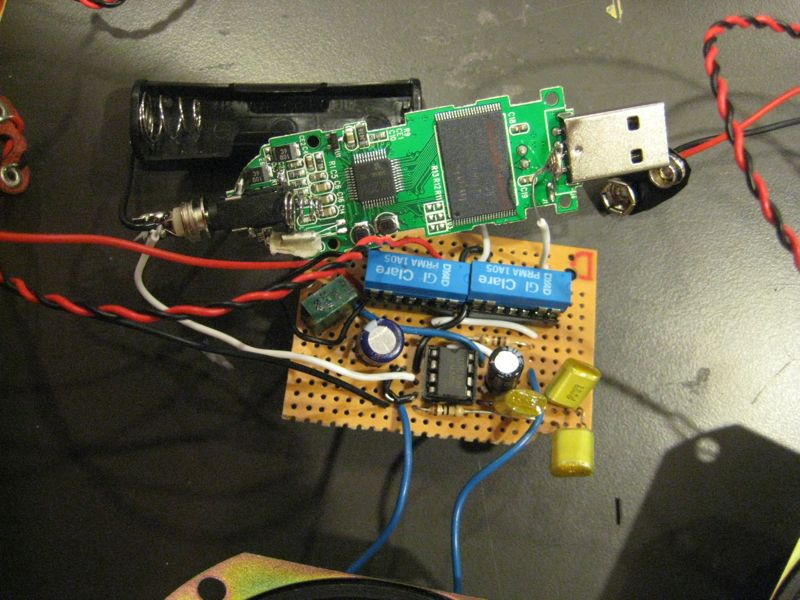 rickroll circuit