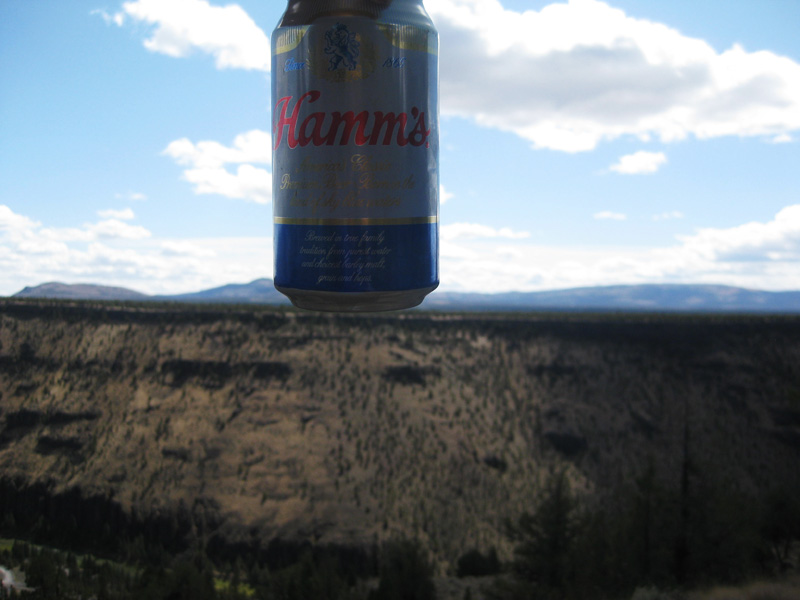 hamms on the real earth