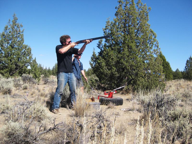 dickbird shotgun